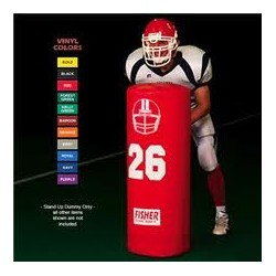 "Fisher Football Blocking Dummy 42"" tall X 16"" diameter SUD4216"