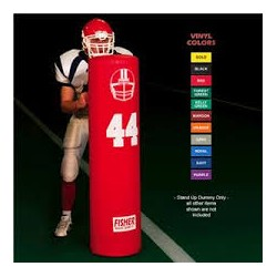 "Fisher Football Blocking Dummy 54"" tall X 14"" diameter SUD5414"