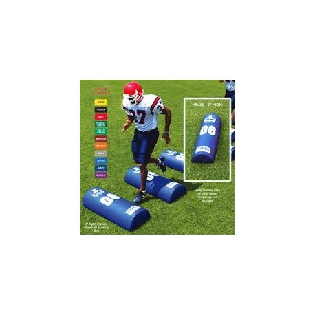 Fisher Half Round Football Tackle Dummy 42 inch X 12 inch HR426