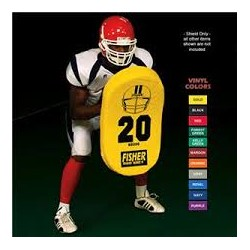 Fisher HD200 Football Curved Body Shield