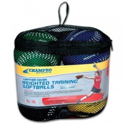 Champro CSB7S Weighted Training Softball Set
