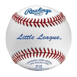 Rawlings RLLB Little League Tournament Level Baseball - One Dozen