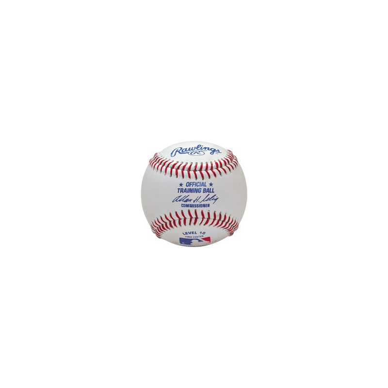 Rawlings ROTB10 Level 10 Training Baseball - One Dozen