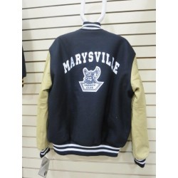 Marysville Vikings Boy's Varsity Jacket