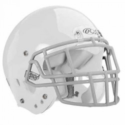 2015 Rawlings Momentum Plus Youth Football Helmet with Facemask