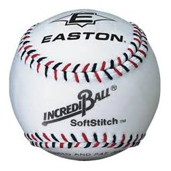 "EASTON A122305 - 9"" SOFTSTITCH INCREDIBALL TRAINING BASEBALL"