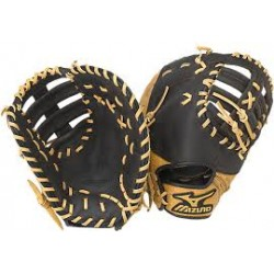 Mizuno World Win Series 12.5'' GXF75 Baseball First Base Mitt - Right Handed Thrower