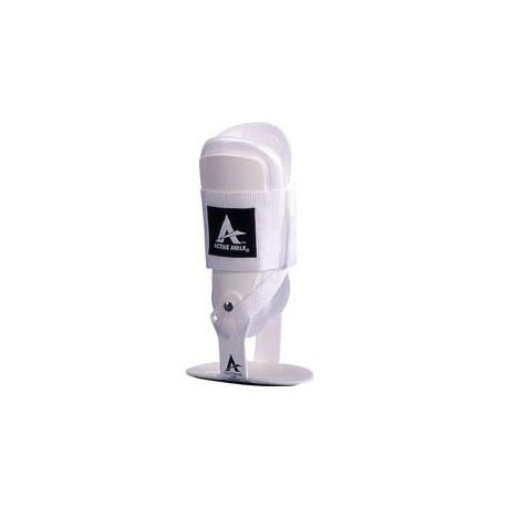 Active Ankle T-2 Ankle Guard (White)