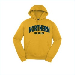 Port Huron Northern Huskies Hooded Sweatshirt w/Print