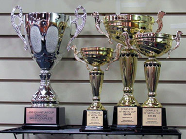 Plaque & Trophy Awards