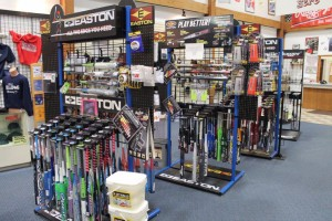 Baseball bats softball port huron