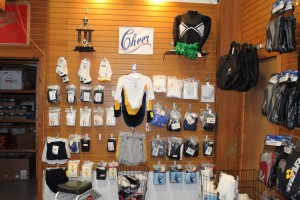 Cheerleading gear port huron